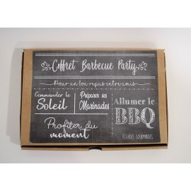 Coffret Barbecue Party